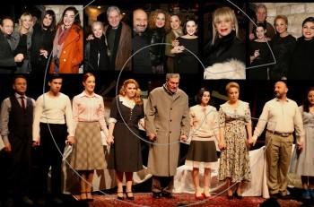 Άννα Φρανκ-Το ημερολόγιο: επίσημη πρεμιέρα στο θέατρο Χυτήριο
