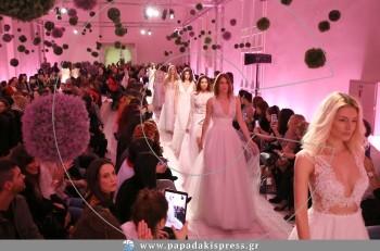 Έναρξη της Bridal Expo & Bridal Fashion Week στο Ζάππειο