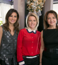 4 Η Διαμεσολαβήτρια Ζωή Στεφάνου, η ψυχίατρος Χριστίνα Ιωαννίδου & η Πρόεδρος του MDA HELLAS Βάνα Λαβίδα
