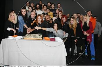 Jesus Christ Superstar: Κοπή πίτας για γούρικο ποδαρικό πριν ανοίξει η αυλαία στο θέατρο Ακροπόλ