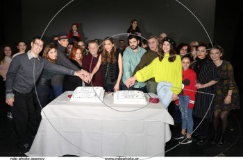 Μamma Mia: κοπή πίτας για το 2018 στο Θέατρο Ακροπόλ