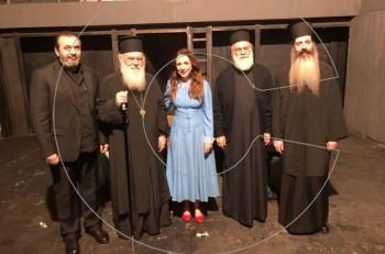 """Στα """"Τετράδια της Ανζέλ Κουρτιάν"""" ο Αρχιεπίσκοπος Αθηνών Ιερώνυμος Β´"""