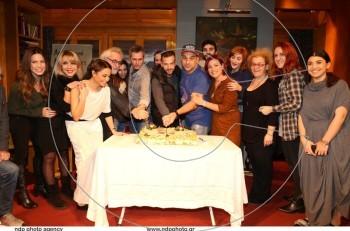 Όταν σβήνουν τα φώτα: κοπή πίτας στο Θέατρο Πειραιώς 131