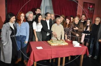 Πολυτεχνίτης κι ερημοσπίτης: κοπή πίτας για το 2018 στο Θέατρο Αθηνά