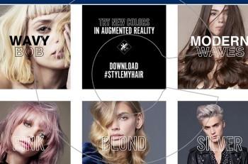 """Style My Hair"" για τέλειο 3D αποτέλεσμα από τη L'Oréal Professionnel"