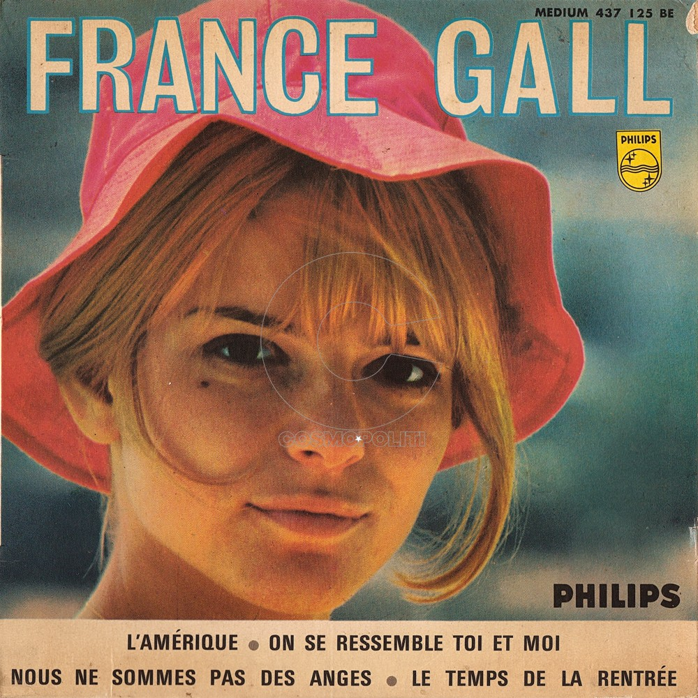 France Gall - L'Amerique Front