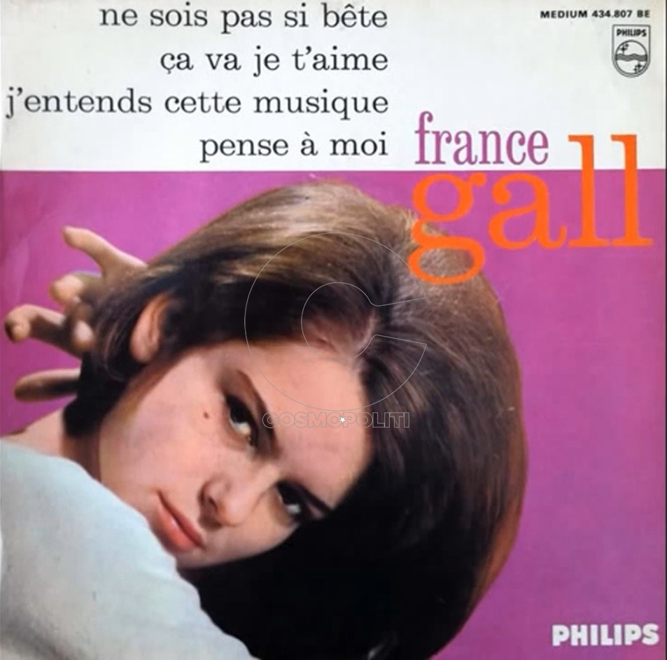 France-Gall-Ne-sois-pas-si-bete
