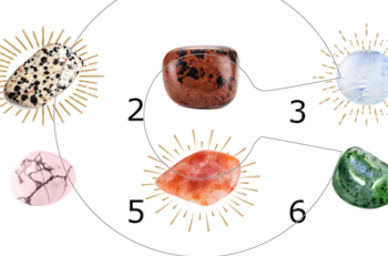 Διαλέξτε ένα κρύσταλλο και δείτε τι θα σας πει σχετικά με την κατάσταση της ζωής σας