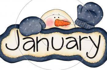 Ιανουάριος: ο μήνας των γιορτών