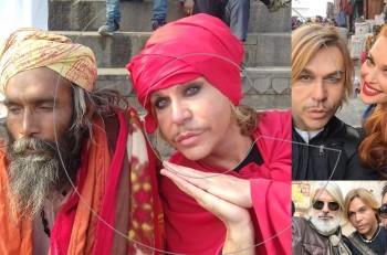 "Tρύφωνας Σαμαράς: όνειρα ζωής γίνονται πραγματικότητα με το ""Celebrity Travel"""
