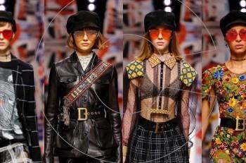 Paris Fashion Week: To fashion show του Dior ήταν μια ωδή στο γυναικείο κίνημα