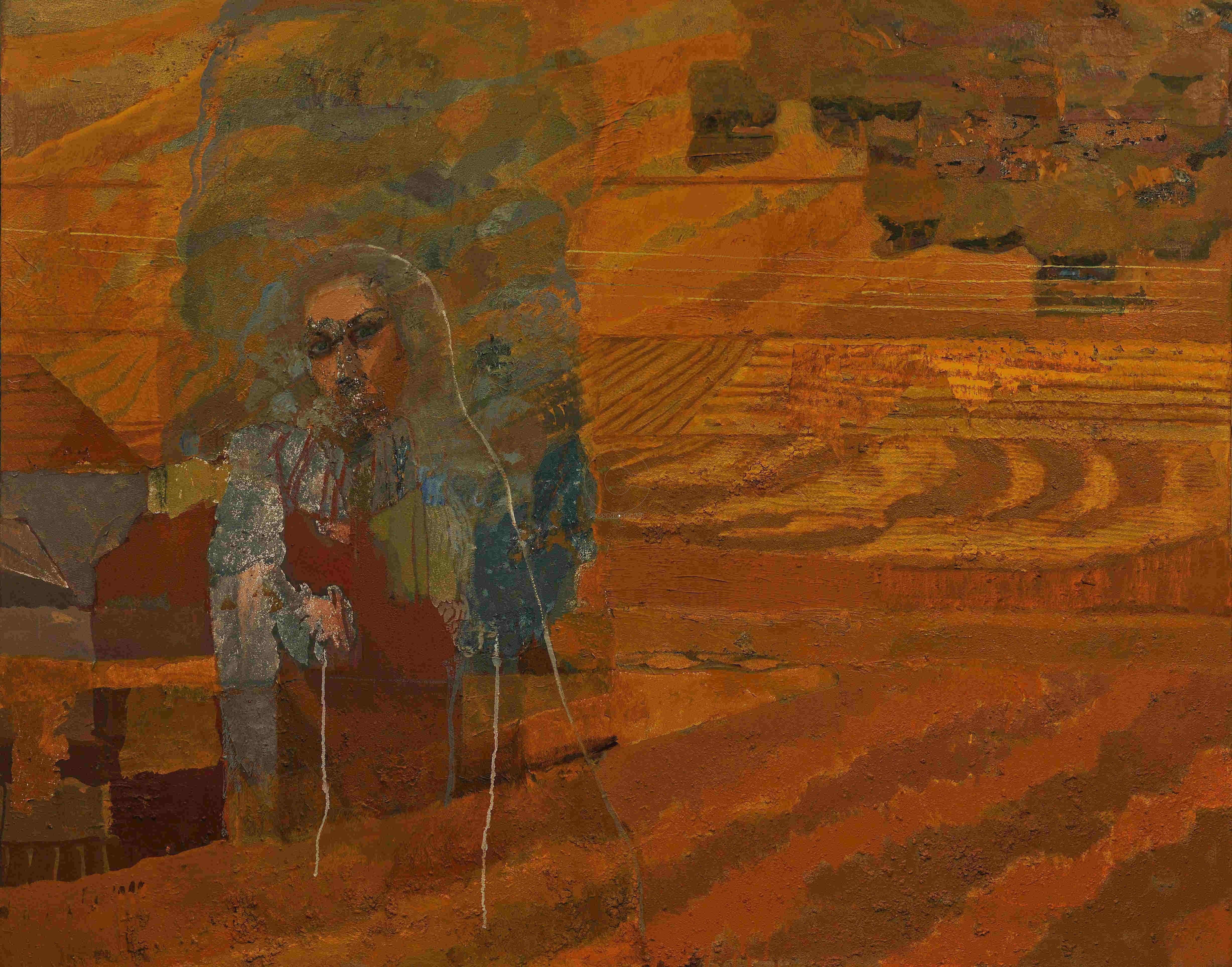 EL. PAULOPOULOU Mather Erth 130x170cm
