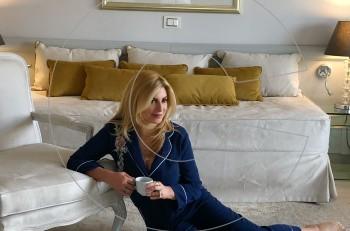 """Χριστίνα Πολίτη: """"Στους ανθρώπους με γοητεύει το ταλέντο, η καλλιτεχνική φύση και η ευαισθησία"""""""