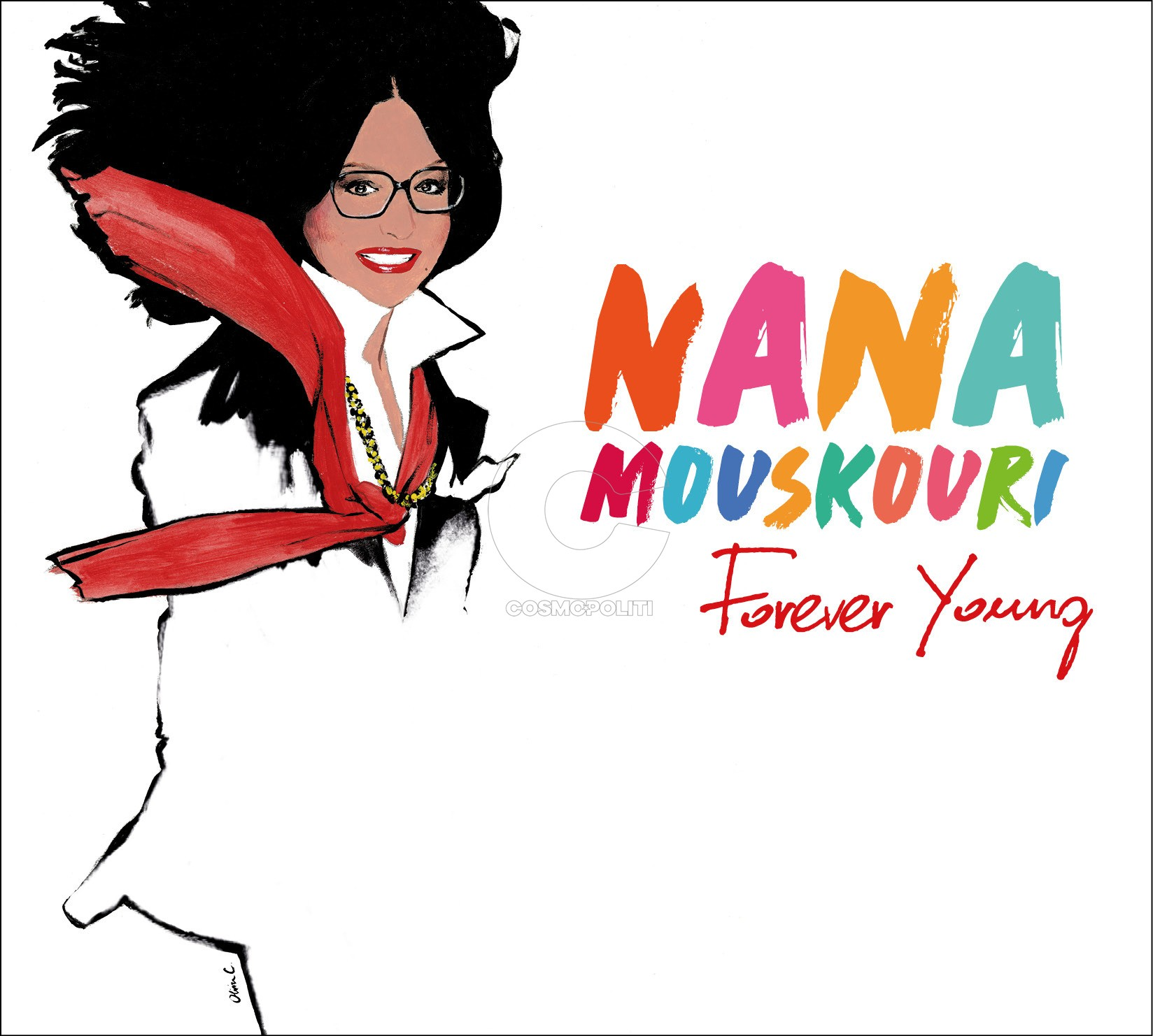 Nana Mouskouri Forever Young