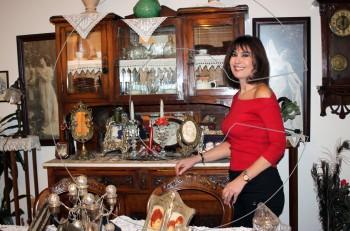 Ένα βράδυ με την Λιζέτα Νικολάου στο σπίτι της