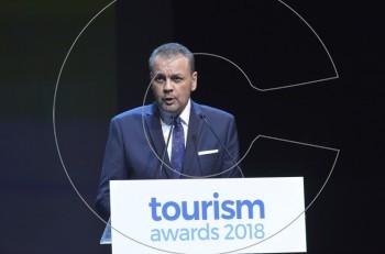 Σάρωσε η HotelBrain στα Tourism Awards 2018