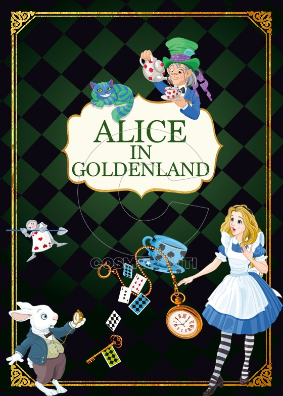 Alice in GoldenLand_560x784
