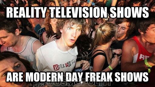 Freak-shows