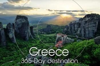 Greece A 365-Day Destination: Αργυρό βραβείο για την ταινία του ΕΟΤ στο Φεστιβάλ τουριστικών ταινιών του Βερολίνου