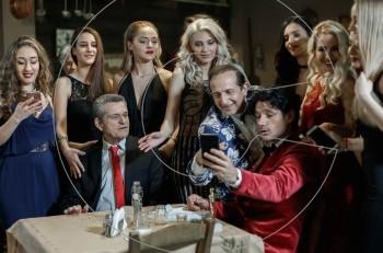 """Ο Πάνος Βλάχος κι ο Γιώργος Μαργαρίτης μαζί στην """"Αλάνα"""". Guest ο Σπύρος Μπιμπίλας"""