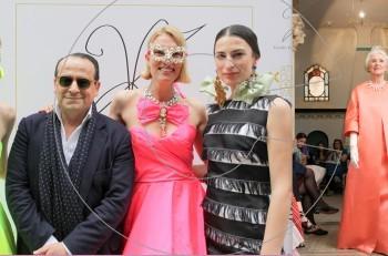 """Ο Βασίλης Ζούλιας παρουσίασε τη νέα του Collection resort ss 19 με τίτλο """"The Crown"""""""