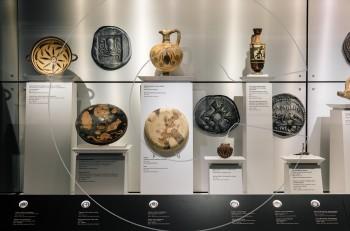 """""""ΧΡΗΜΑ-Σύμβολα απτά στην αρχαία Ελλάδα"""" στο Μουσείο Κυκλαδικής Τέχνης"""