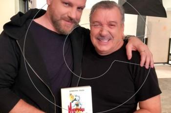 """Συμβαίνει τώρα! Κώστας Σπυρόπουλος & Τάσος Χαλκιάς μαζί στην ανανεωμένη καλοκαιρινή """"Μαντάμ Σουσού"""""""