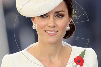 Tρίτη φορά μαμά η Kate Middleton. Μόλις γέννησε!