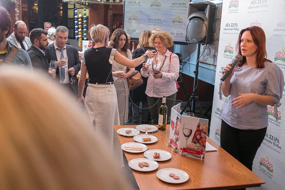 03. PINDOS Allantika _ Media Event (10.05.2018) - oinologos Vasso Koutsovoulou_A