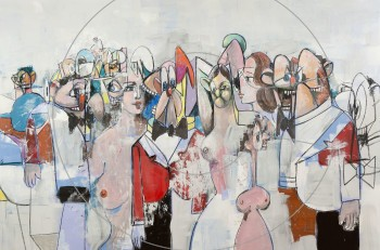 «George Condo at Cycladic» στο Μουσείο Κυκλαδικής Τέχνης