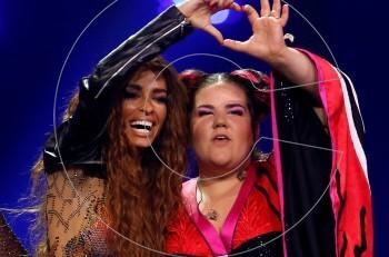 Εurovision 2018: Νίκη για την Νetta από το Ισραήλ -Δεύτερη η Κύπρος με την Ελένη Φουρέιρα