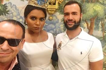 Βασίλης Ζούλιας & Περικλής Κονδυλάτος: Η Mindy Kaling έκλεψε τις εντυπώσεις με δημιουργίες τους @Μet Gala 2018