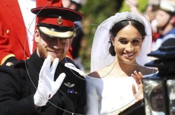 Πρίγκιπας Harry & Meghan Markle: Ο Βασιλικός Γάμος καρέ καρέ
