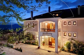 Konitsa Mountain Hotel: Στη μαγευτική οροσειρά της Πίνδου με θέα τον ποταμό Αώο