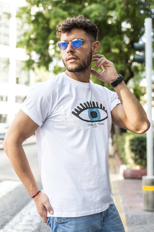 Christos Bouras - Model, Personal Trainer & Influencer