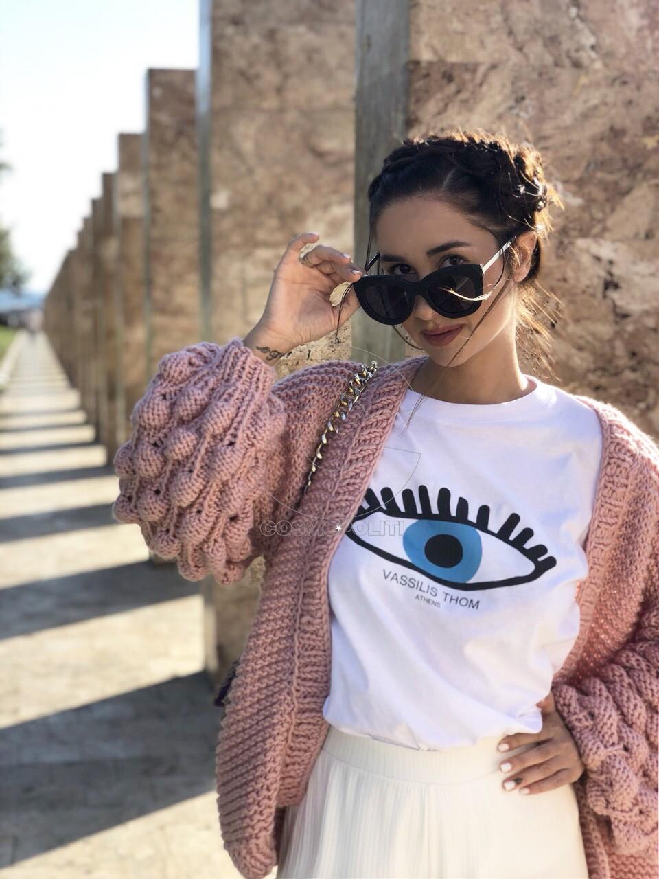 Fenia Saridi - Fashion Blogger