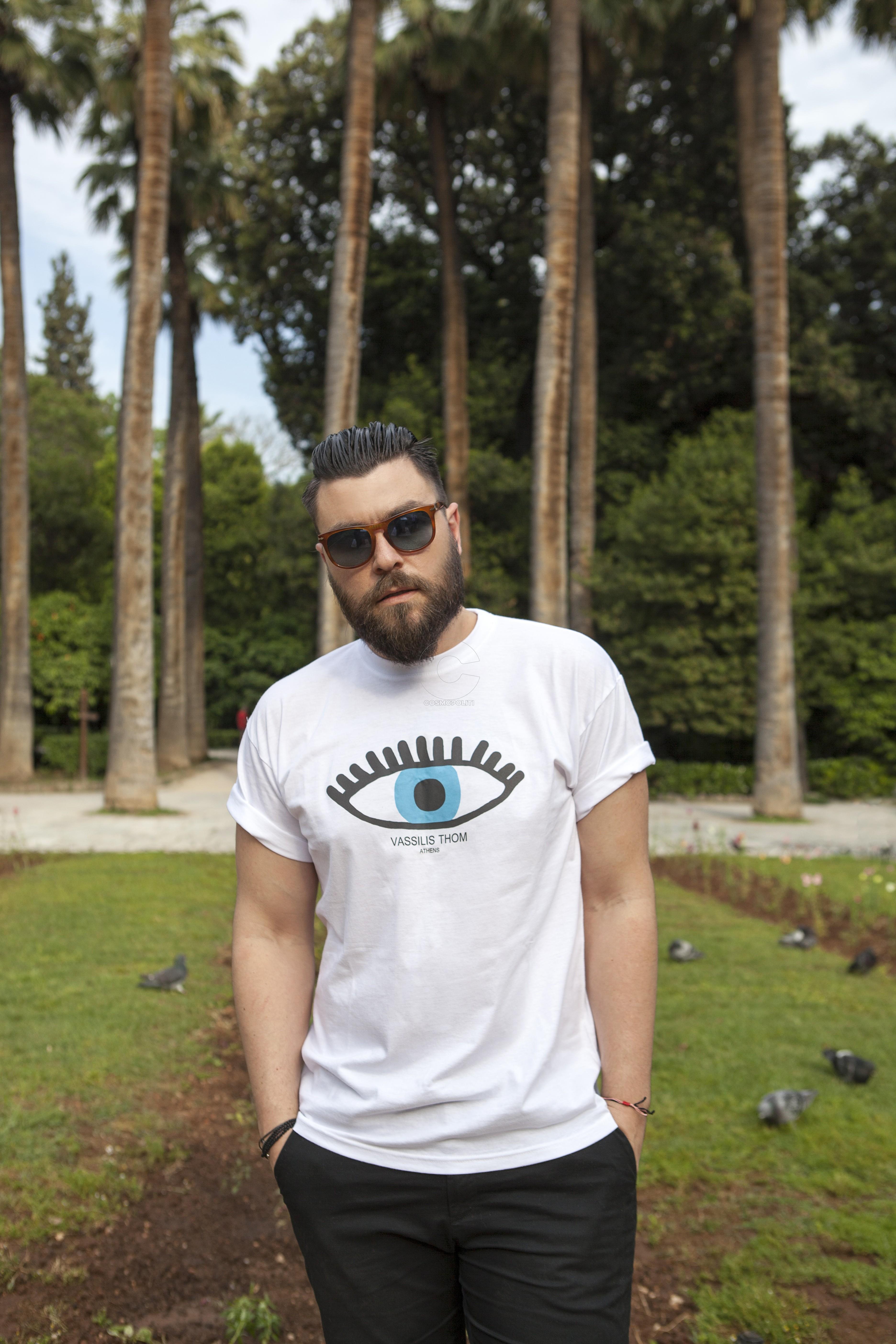 Gavriil Nikolaidis - Fashion & Food Blogger