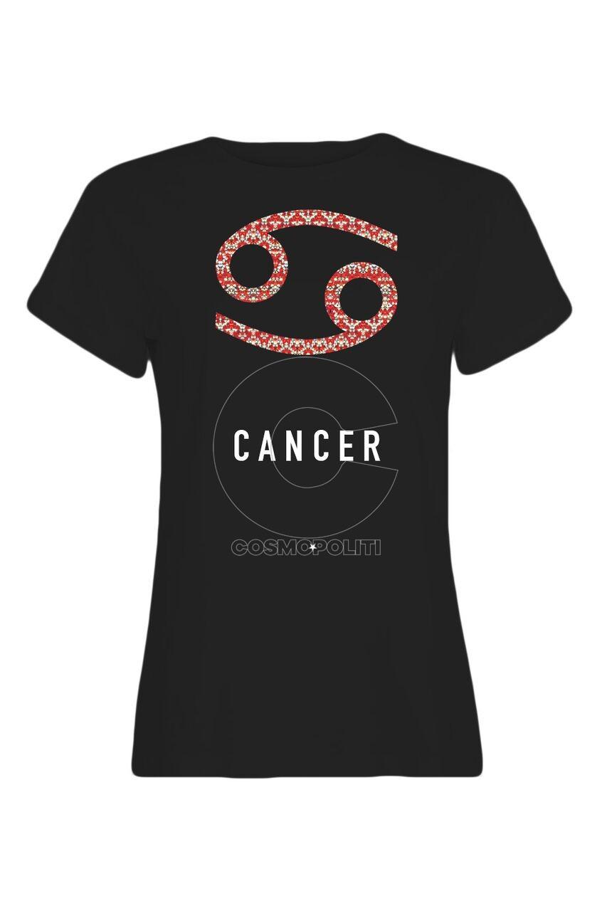 SILVIAN HEACH_t-shirt Astral Heach CANCER