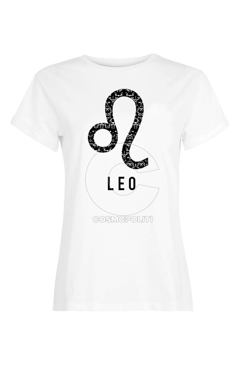 SILVIAN HEACH_t-shirt Astral Heach LEO
