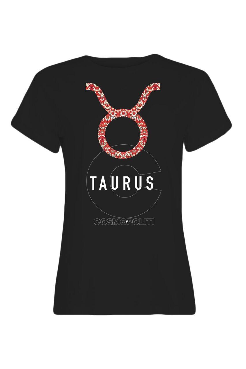 SILVIAN HEACH_t-shirt Astral Heach TAURUS