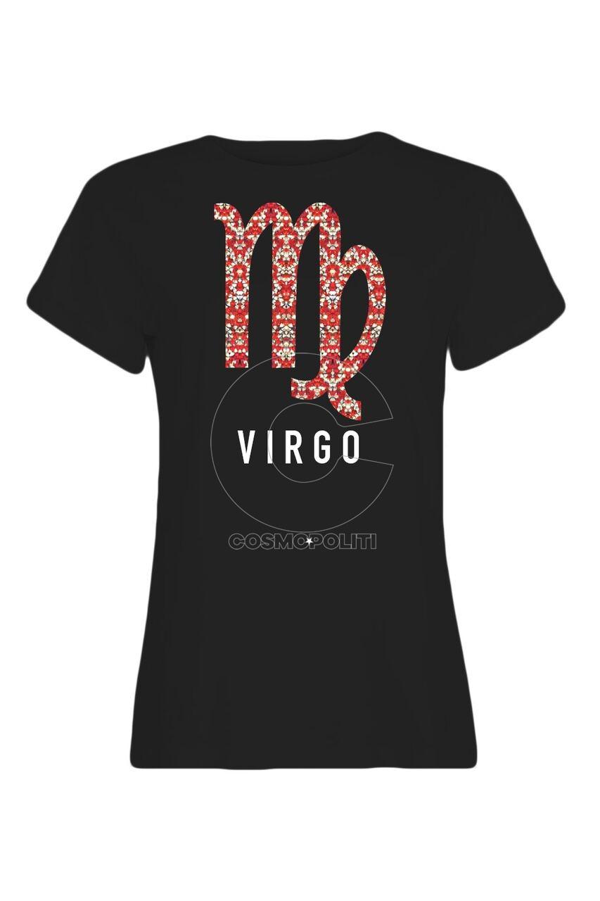 SILVIAN HEACH_t-shirt Astral Heach VIRGO