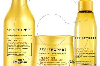 Solar Sublime: ανακαλύψτε την αντηλιακή σειρά μαλλιών της L'Oréal Professionnel