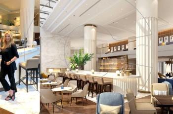 Athens Marriott:  Άνοιξε ο νέος προορισμός!