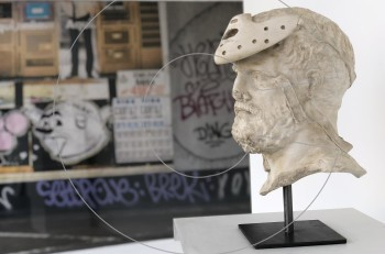 Η έκθεση Antiquity 2.0 του Micha Cattaui @DL Gallery