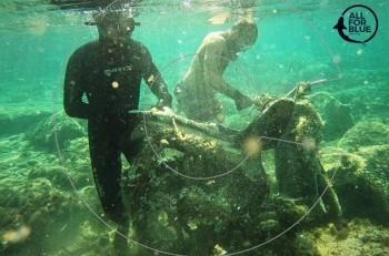 Δήμος Μυκόνου & All For Blue: Παγκόσμια Ημέρα Περιβάλλοντος με καθαρές παραλίες