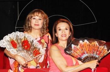 Αποκλειστικό: Μαίρη Βιδάλη & Γωγώ Ατζολετάκη μαζί στη σκηνή για πρώτη φορά