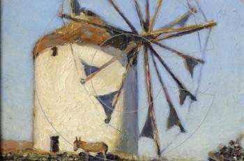 Έκθεση: Η Μύκονος μέσα από το βλέμμα των καλλιτεχνών. Από το Μεσοπόλεμο έως το 1960