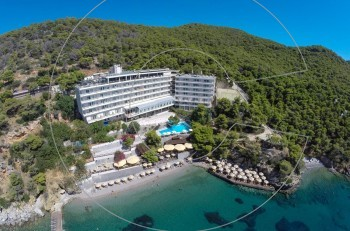 Καλοκαίρι στο Sirene Blue Resort στον Πόρο