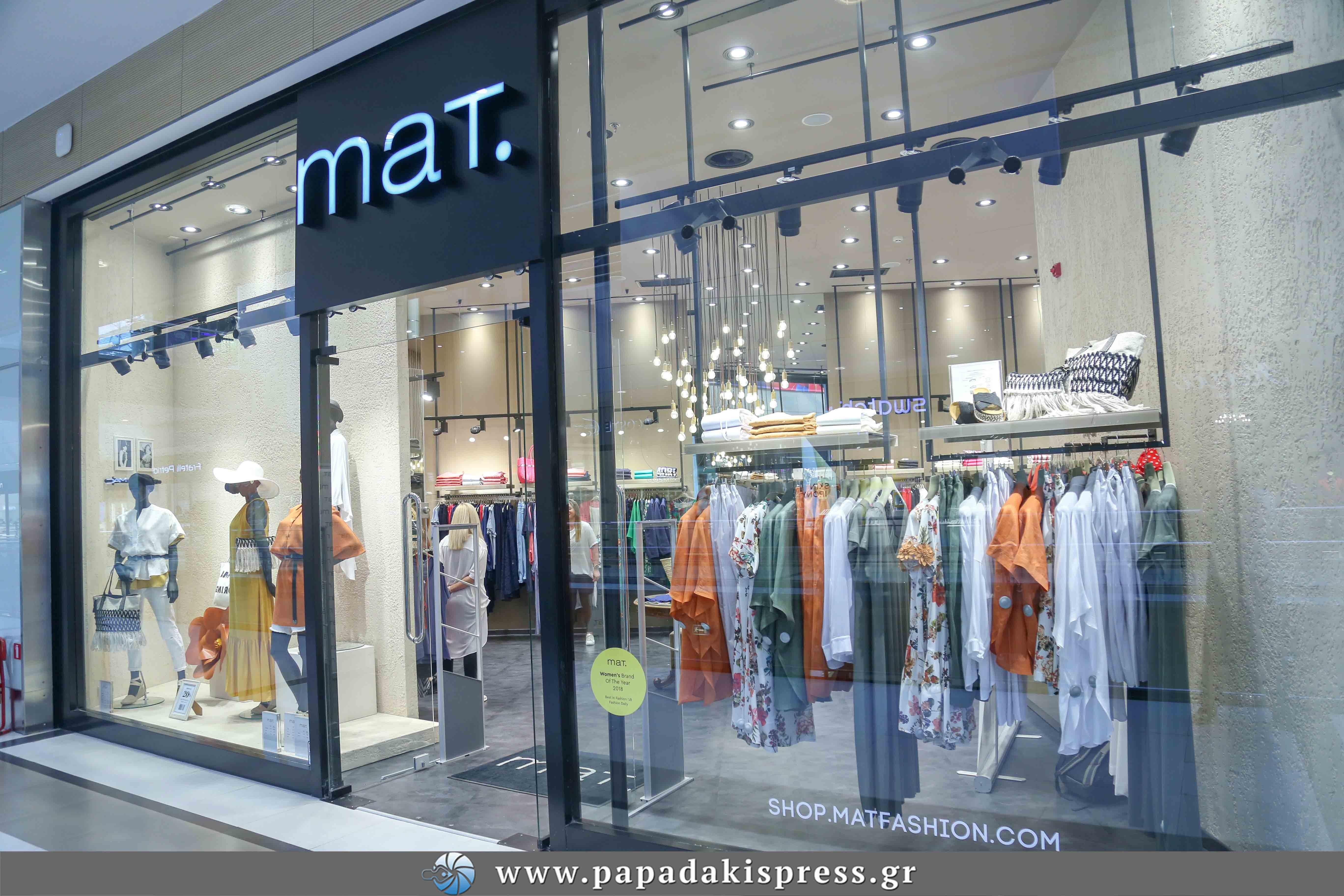 """... εμπορικό κέντρο The Mall Athens. 15. Από την """"πασαρέλα"""" της mat. δεν  έλλειψαν η Εύη Αδαμ 0b56032e067"""
