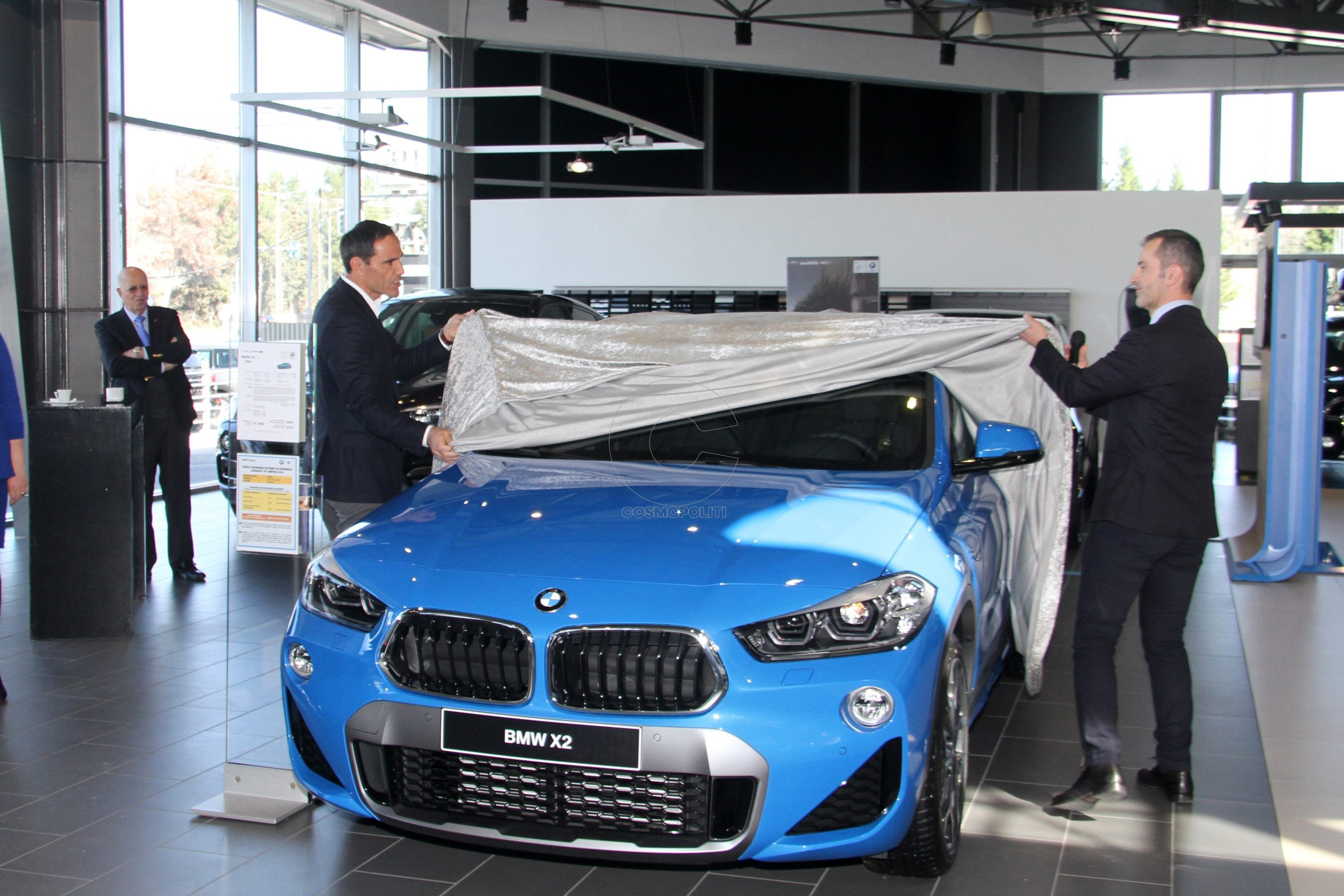 98 Το νέο BMW X2